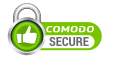 This site protected by Comodo's Secure Seal