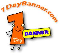1daybanner logo