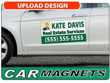 Vinyl Banners Banner Printing Sqft Fast Cheap - Custom car magnets atlanta