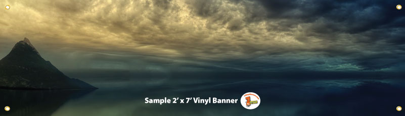 2x7 Banner