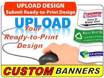Upload Your Custom Banner Design
