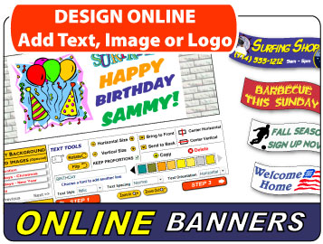 Design Your Banner Online