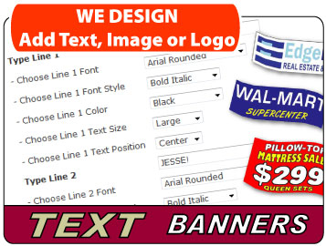 We Will Design Your Banner